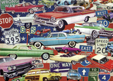 Fancy Fins and Classic Chrome 1000 Piece Puzzle Jigsaw Puzzle