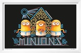 Black Light - Minions Poster