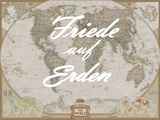 Friede auf Erden Posters by  National Geographic Maps