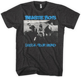 Beastie Boys- Check Your Head Tシャツ