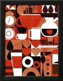 Coffee Story Prints by Budi Kwan