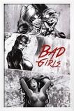 Dc Comics - Bad Girls Pósters