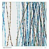 Aqua Sensations I Prints by Jack Roth