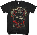 Brantley Gilbert- Crossed Arms Tshirts