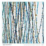 Aqua Sensations II Poster von Jack Roth