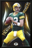Green Bay Packers- Aaron Rodgers 2015 Poster