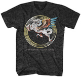 Steve Miller Band- Colorful Pegasus Shirts