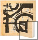 Choices 2 Wood Print by Dennis Dascher