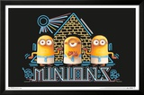 Black Light - Minions Posters