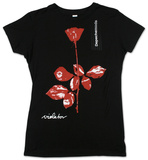 Juniors: Depeche Mode- Violator Tシャツ