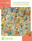 Kathy Dezarn Beynette: Morning 1000 Piece Puzzle Jigsaw Puzzle