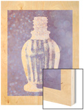 Essence of an Era 2 Wood Print by Dan Zamudio