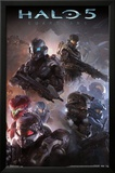Halo 5 - Troops Prints