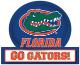 Florida Gators Jumbo Tailgate Peel & Stick Wall Decal