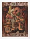 Minecraft - Zombie Pigman Prints