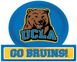 UCLA Bruins Jumbo Tailgate Peel & Stick Wall Decal
