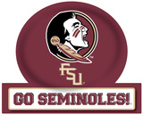 Florida State Seminoles Jumbo Tailgate Peel & Stick Wall Decal