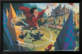 Harry Potter - Quidditch Print