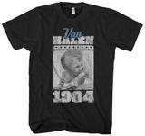 Van Halen- Vintage Baby Jumbo T-Shirts