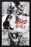 Dc Comics - Bad Girls Posters