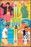 Teen Beach Movie 2 - Grid Mounted Print