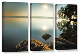 Starting Over, 3 Piece Gallery-Wrapped Canvas Set Gallery Wrapped Canvas Set by Steve Ainsworth