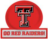 Texas Tech Red Raiders Jumbo Tailgate Peel & Stick Wall Decal