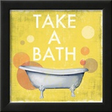 Take a Bath Print by Drako Fontaine