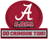 Alabama Crimson Tide Jumbo Tailgate Peel & Stick Wall Decal