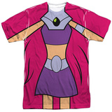 Teen Titans Go- Starfire Uniform T-shirts