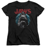Womans: Jaws- Water Circle Shirts