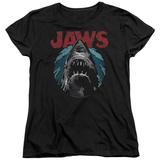 Womens: Jaws- Water Circle Shirts