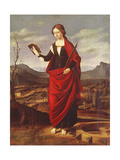 St. Catherine of Alexandria Giclee Print by Marco Basaiti