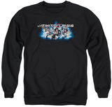 Crewneck Sweatshirt: Infinite Crisis- IC Blue T-Shirt