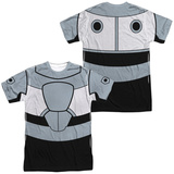 Teen Titans Go- Cyborg Uniform (Front/Back Print) Shirts