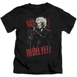 Juvenile: Billy Idol- Brick Wall T-shirts