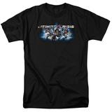 Infinite Crisis- IC Blue T-Shirt