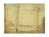 Youth, 1923 Giclee Print by Frederick Cayley Robinson