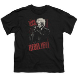 Youth: Billy Idol- Brick Wall T-Shirt