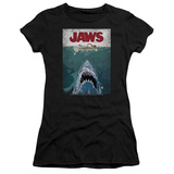 Juniors: Jaws- Lined Poster Shirts