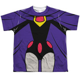 Youth: Teen Titans Go- Raven Uniform T-shirts