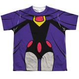 Youth: Teen Titans Go- Raven Uniform T-shirts