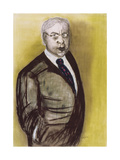 The Lawyer, 1998 Giclee Print by Stevie Taylor