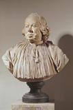 Portrait Bust of Canon Alexandre-Gui Pingre (1711-96) Photographic Print by Jean-jacques Caffieri