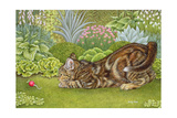 The Radish-Hunt, 1996 Giclee Print by  Ditz