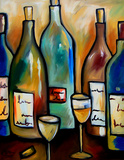 Assorted Spirits Giclee Print by  Fido Studios