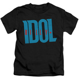Juvenile: Billy Idol- Logo Shirts