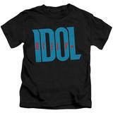 Youth: Billy Idol- Logo Shirts