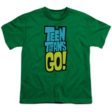 Youth: Teen Titans Go- Logo Shirts