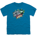 Youth: Teen Titans Go- Hotdog Chowdown T-Shirt